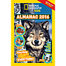 National Geographic Kids Almanac 2016 - Softcover