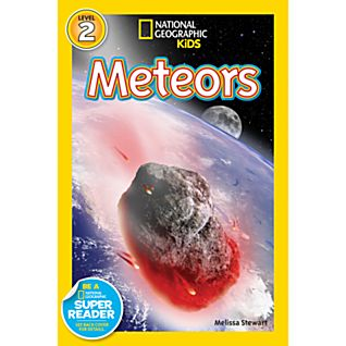 View National Geographic Readers: Meteors image
