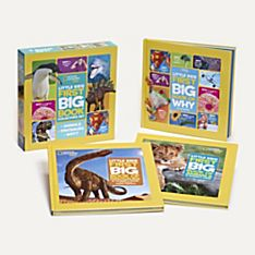 Atlases and Reference Books for Little Kids