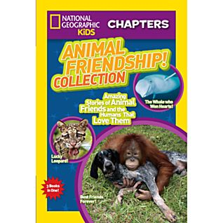 View National Geographic Kids Chapters: Animal Friendship! Collection image