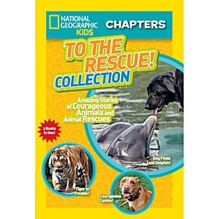 View National Geographic Kids Chapters: To the Rescue! Collection image