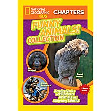 National Geographic Kids Chapters: Funny Animals! Collection