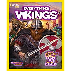 Kids Everything Vikings, Ages 8-12
