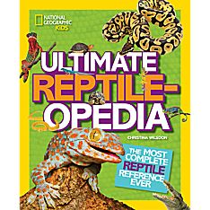 Ultimate Reptileopedia
