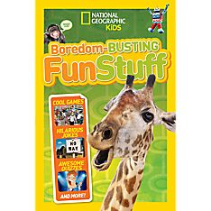 Boredom-Busting Fun Stuff, Ages 8-12