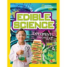 Edible Science, Ages 8-12