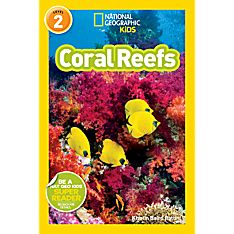 Readers: Coral Reefs, Ages 5-8