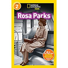 Readers: Rosa Parks, Ages 5-8