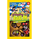 National Geographic Kids Funny Fill-in: My Bugs Adventure