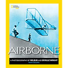 Airborne - Hardcover, Ages 10+