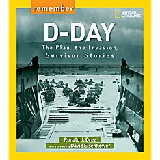 Remember D-Day - Softcover, Ages 10+
