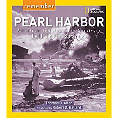Remember Pearl Harbor - Softcover, Ages 10+