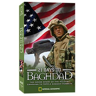 21 Days to Baghdad Video