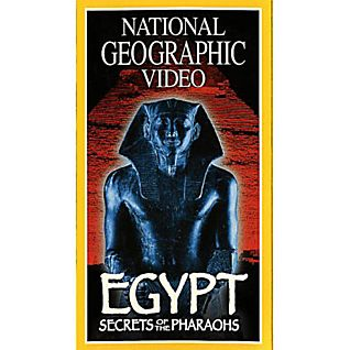 Egypt: Secrets of the Pharaohs Video