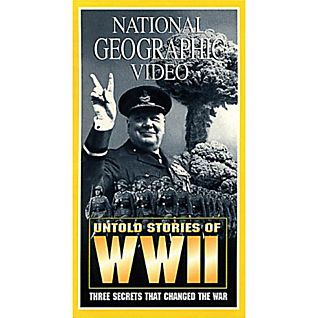 Untold Stories Of World War II Video