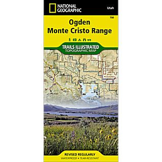 View 700 Ogden, Monte Cristo Range Trail Map image