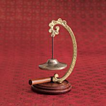Handcrafted Tibetan Chime of Compassion