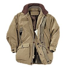 Men's Microfiber Travel Coat