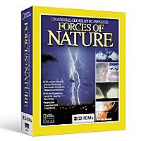 National Geographic Forces of Nature CD-ROM Set