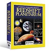 National Geographic Redshift Planetarium CD-ROM Set