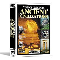 Ancient Civilizations 4 CD-ROM Set