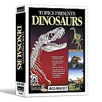 Dinosaurs 4 CD-ROM Set