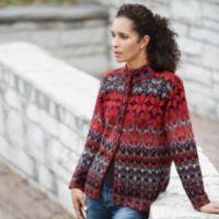 Alpaca Sweaters - Bolivian Alpaca Knit Sweater