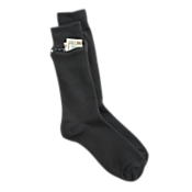 Pocketed Security Socks - Set of Three