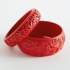 Large Bangle, Handmade in China
