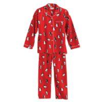 Penguin Pajamas - Penguin Flannel Pajamas