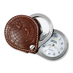 National Geographic Travel Alarm & Magnifier