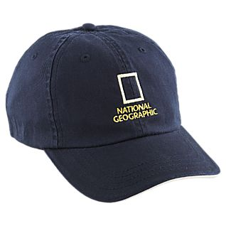 View National Geographic Navy Baseball Cap image