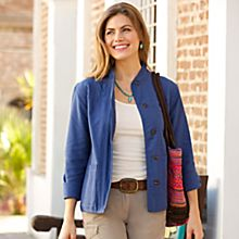 Lightweight Travel Jacket Women
