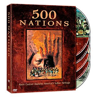 500 Nations 4-DVD Set