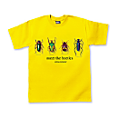 Meet the Beetles T-shirt - Adult Sizes