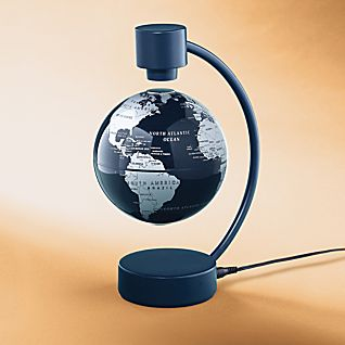 View Levitating Globe image