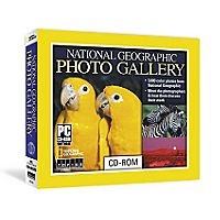 National Geographic Photo Gallery CD-ROM