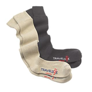 View Therapeutic Travel Socks image