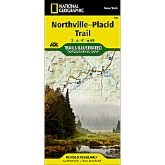 736 Northville-Placid Trail Trail Map