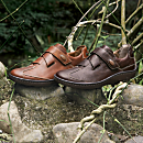 Men's Leather Travel Shoes