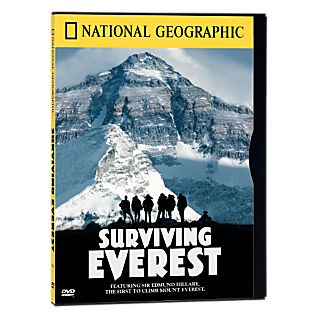 Surviving Everest DVD