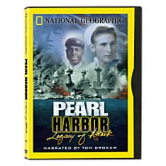 Pearl Harbor Legacy of Attack DVD