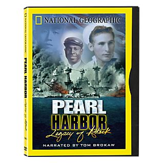 View Pearl Harbor Legacy of Attack DVD image