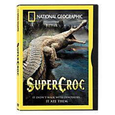 Super Croc DVD