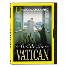 Inside the Vatican DVD