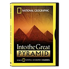 Into the Great Pyramid DVD, 2002