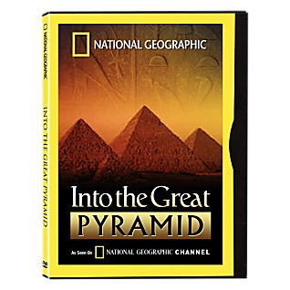 View Into the Great Pyramid DVD image