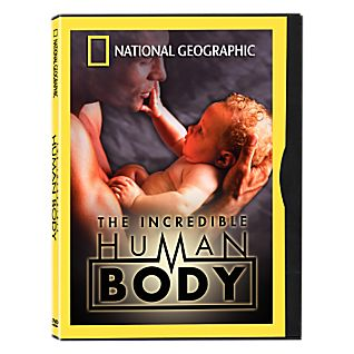 Incredible Human Body DVD