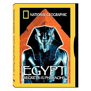 Egypt: Secrets of the Pharaohs DVD