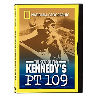 Search for Kennedy's PT 109 DVD